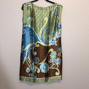 100% Silk dress by Muse size 8